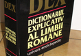 "Oferta la DEX in Cora. Cat costa un ""Dictionar explicativ al limbi romane"""