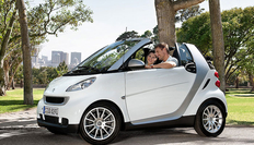 smart fortwo coupe 0.8