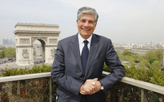 Maurice Levy, CEO Publicis