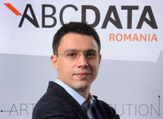 Sergiu Lujanschi, durector general ABC Data Romania