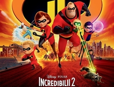 """Incredibles 2"" va avea premiera in cinematografele din Romania pe 27 iulie"
