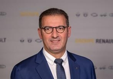 Christophe Dridi, director general al Automobile Dacia și al Groupe Renault România