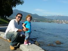 Alaturi de copilul sau in Vancouver