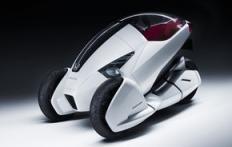 Conceptul Honda 3R-C