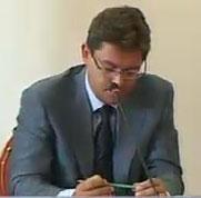 Dimitry Grigoryev, CFO Rompetrol
