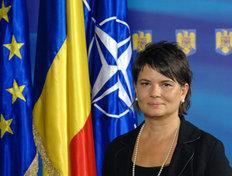 Alexandra Gatej a fost si consilier prezidential