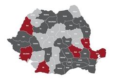 Harta CITR